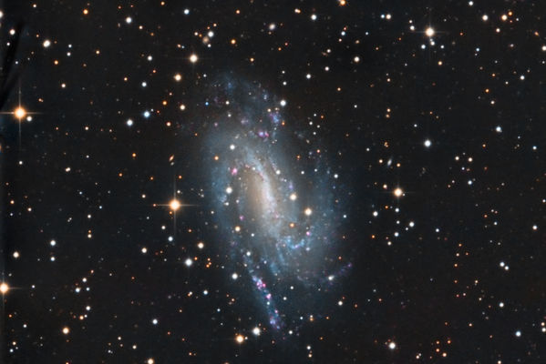 NGC 925 -- Spiral Galaxy in Triangulum --